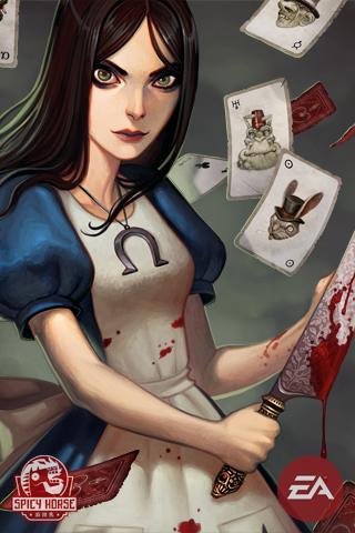 alice mad world